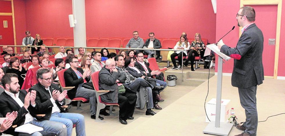 El PSOE resuelve la renovación de sus agrupaciones sin apenas conflictos