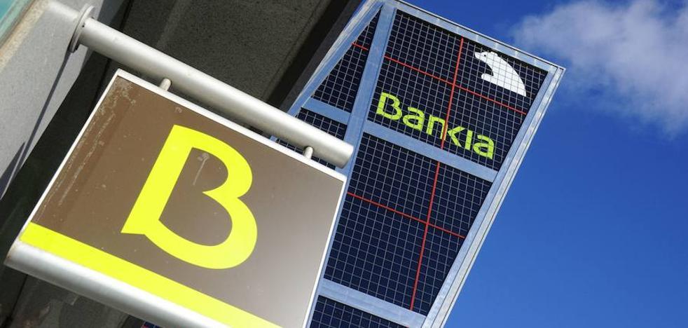Bankia plantea un ERE para más de 2.500 trabajadores por la fusión con BMN