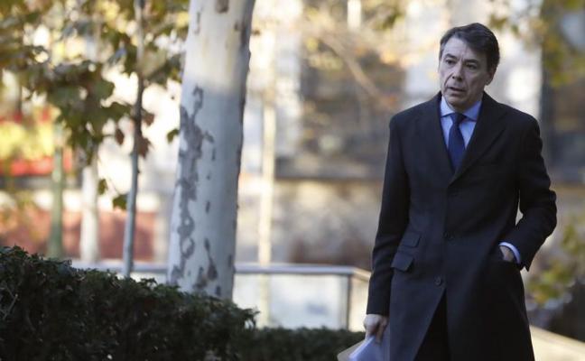 González admite que Lapuerta y Bárcenas «controlaban» las adjudicaciones de Madrid