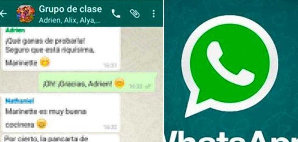 Meterte en un grupo de WhatsApp sin tu permiso es un delito