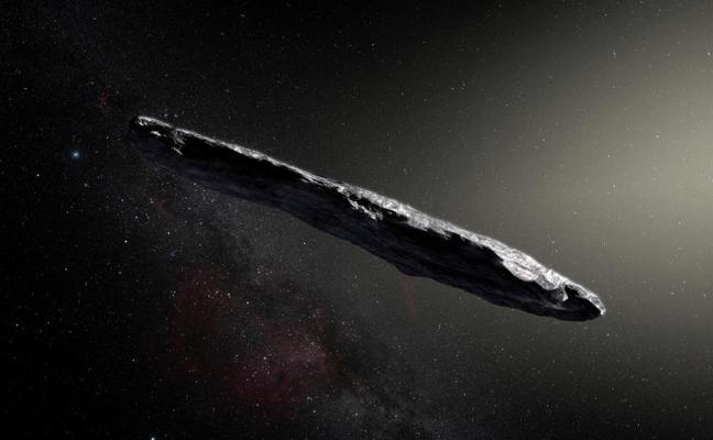 Descartan que el asteroide interestelar 'Oumuamua' sea obra de extraterrestres