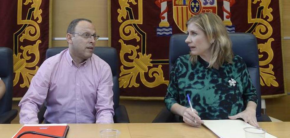 El PP exige la dimisión del concejal socialista en Molina de Segura Ángel Navarro
