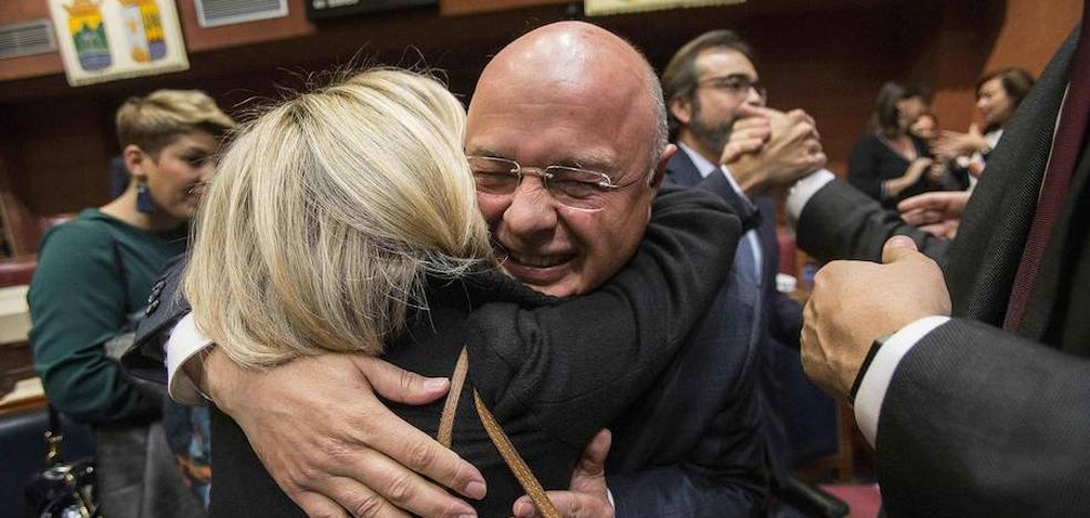 La Asamblea aprueba los Presupuestos gracias a los votos de PP y Ciudadanos