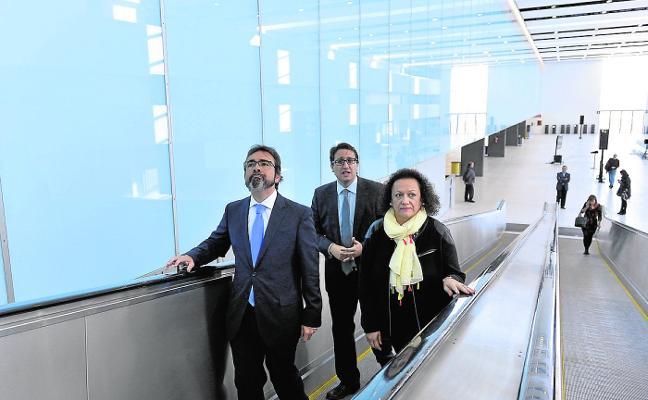 Inminente adjudicación del aeropuerto a Aena para que opere el año que viene