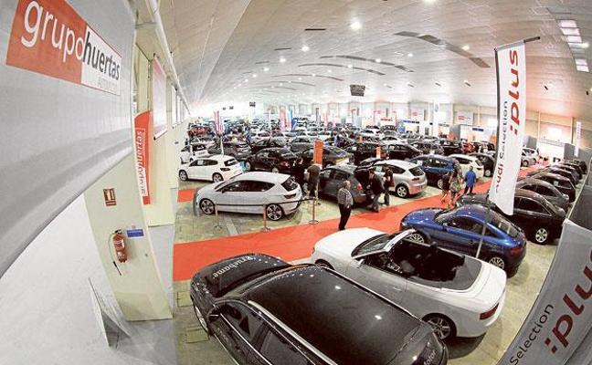 Grupo Huertas lleva sus marcas a la Feria Regional de Automoción