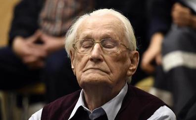 El 'contable de Auschwitz' apela su condena porque viola su «derecho a la vida»