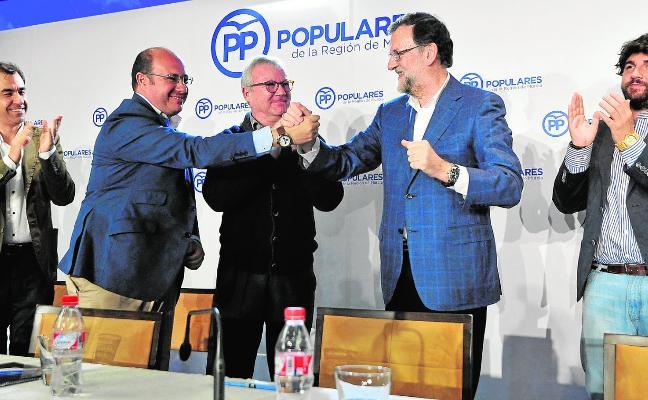 Rajoy se anticipa a los Reyes Magos