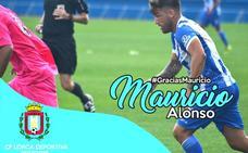 """El Lorca Deportiva prescinde de Mauricio """"Loco"""" Alonso"""