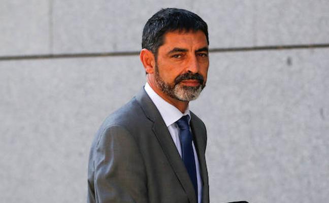 La Fiscalía pide imputar rebelión a Trapero y al 'número dos' de Junqueras