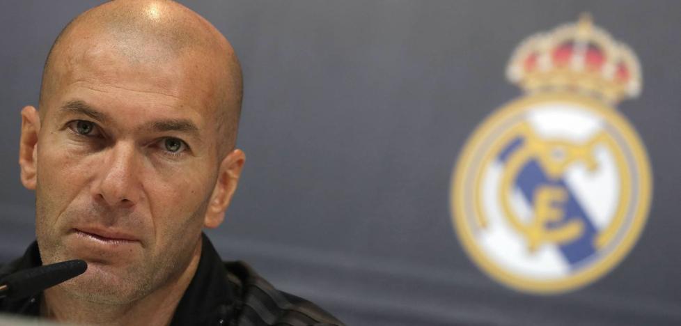 Zidane: «Estos son los partidos que nos molan»
