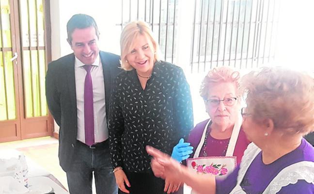 Oficio de mayores en Alcantarilla