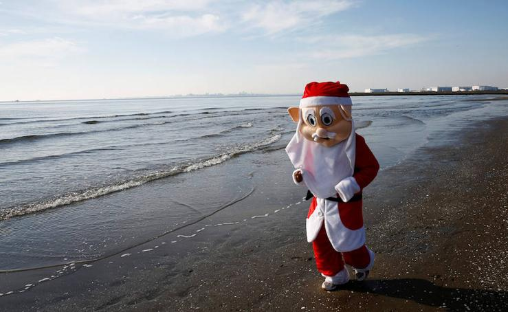 La solidaridad de la Navidad llega a Tokio