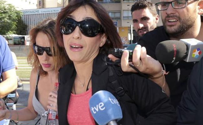Juana Rivas recurrirá la decisión que impide pasar la Navidad con sus hijos en España