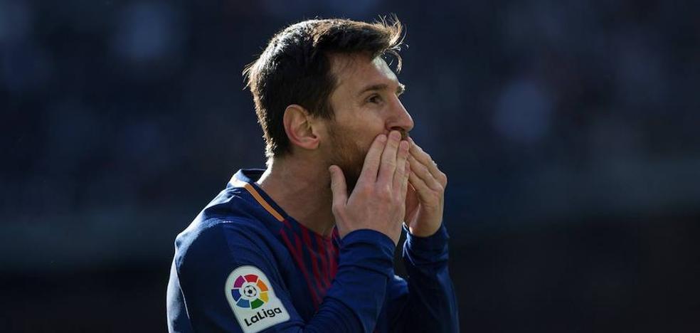 Messi, un clásico aguafiestas madridista