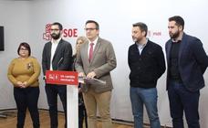 Conesa: «Rajoy no puede venir a Murcia si no trae soluciones para paliar la extrema sequía»