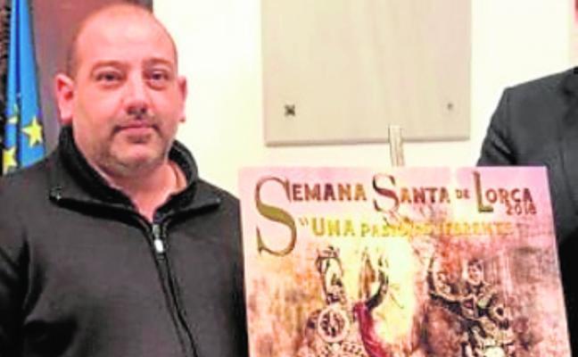 La obra 'Jinetear', de David Giner, gana el concurso de carteles de la Semana Santa