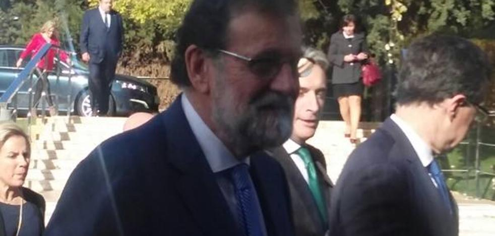 Así ha sido la intervención del presidente del Gobierno en Murcia en un acto sobre infraestructuras