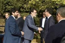 Rajoy se compromete a impulsar en el Congreso un Plan Hidrológico Nacional