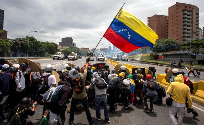 Venezuela cierra 2017 con 26.616 asesinatos bajo un escenario de crisis