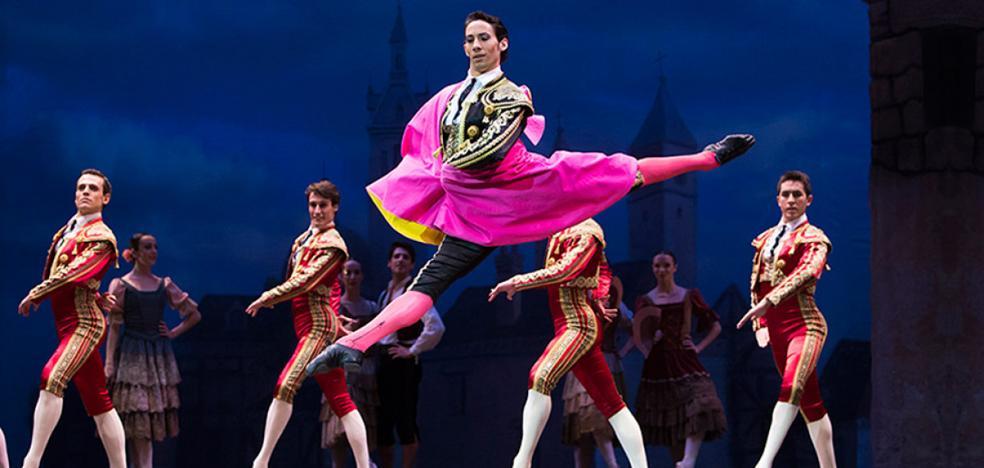 El ballet 'Don Quijote'
