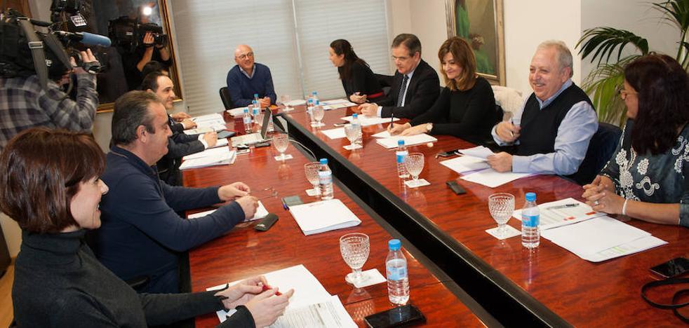 La Consejería prevé que en 2018 se crearán en la Región de 19.000 a 21.000 nuevos empleos