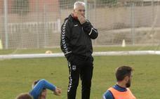 Fabri cree en la permanencia y se centra en levantar el ánimo de los jugadores