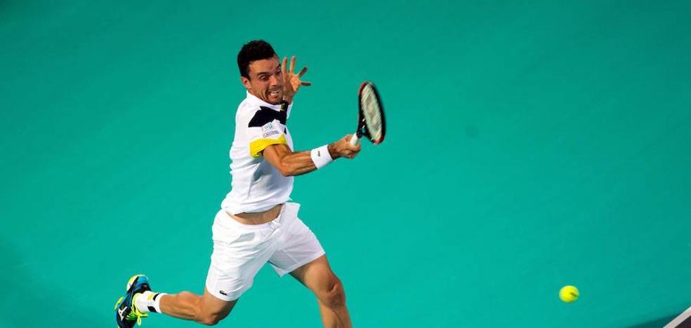 Bautista gana a Murray y jugará la final contra Anderson