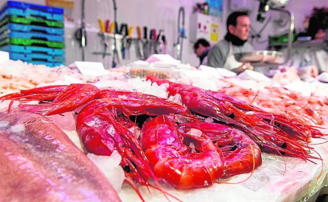 El marisco lidera la subida de precios en fin de año, con incrementos de hasta el 100%