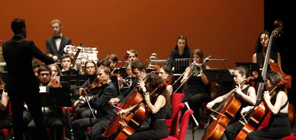 Joaquín Rodríguez y Lina Tur se suman al regreso de la Orquesta de Jóvenes en Murcia