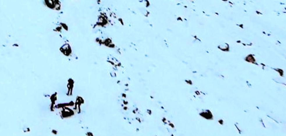 Fallece un yeclano de 26 años cuando escalaba el Mulhacén