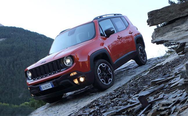 Hasta final de año, el Jeep Renegade por 16.795 euros