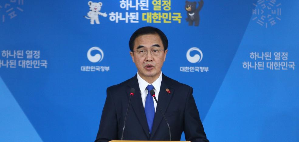 Corea del Sur acepta la mano tendida por el Norte