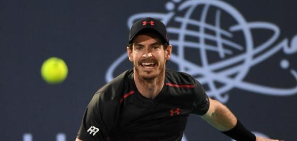 Murray renuncia a Brisbane y es duda para el Open de Australia