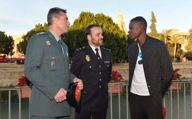 Guiño a las fuerzas de seguridad del Estado para los Reyes Magos de Murcia
