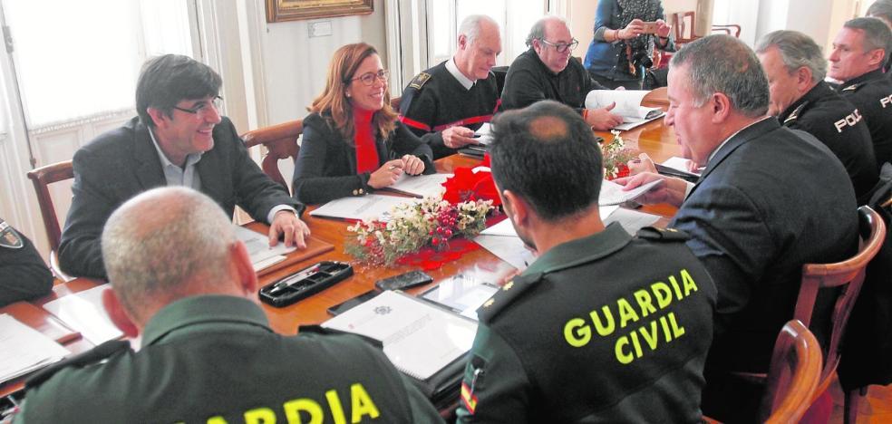 Piden concentrar m s guardias civiles en la zona de la for Oficinas de bankia en murcia