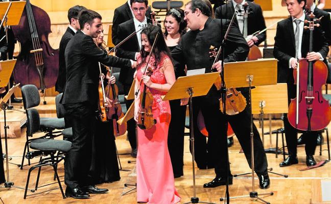 El regreso de la Orquesta de Jóvenes de la Región da paso a los conciertos de Año Nuevo