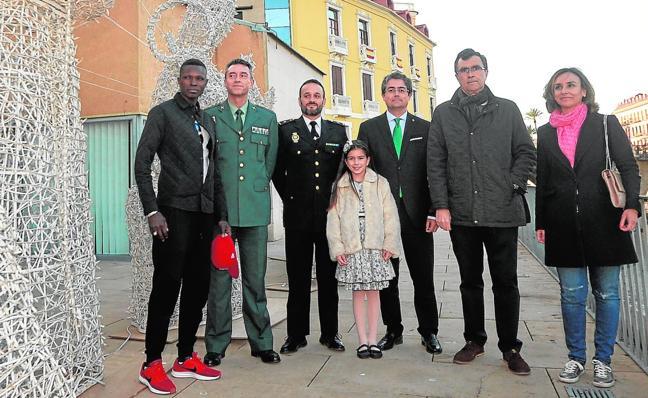 Un policía, un guardia civil y un inmigrante serán los Reyes Magos en Murcia