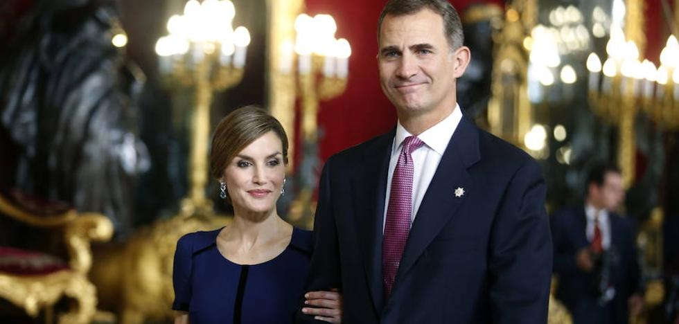 El viaje de Estado de los Reyes a Marruecos tendrá lugar en marzo