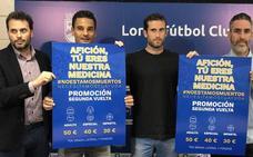 El Lorca FC saca los abonos para la segunda vuelta a 30, 40 y 50 euros
