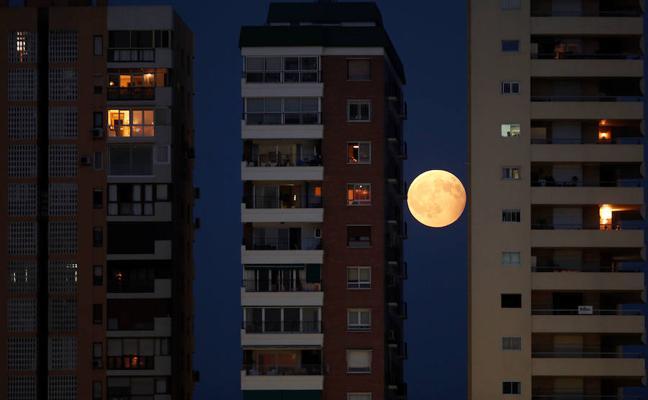 El 2018 dejará un eclipse total de Luna visible desde España y varias lluvias de estrellas