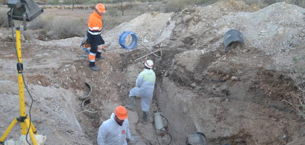 Una avería deja sin agua a la totalidad del casco urbano de Jumilla