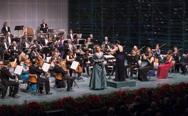 La Sinfónica saluda al nuevo año en el Batel