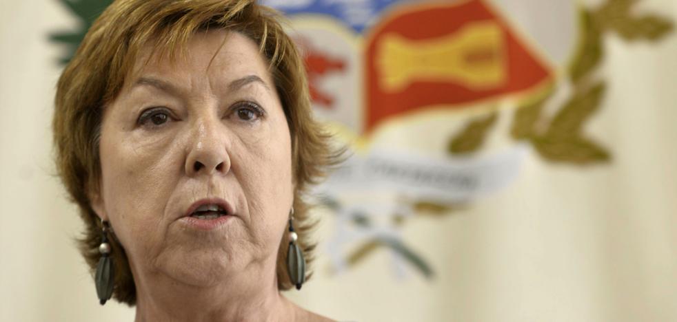 Ciudadanos exige la dimisión de Pilar Barreiro para apoyar los Presupuestos Generales