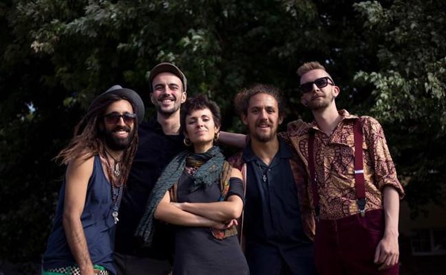 Folk, jazz y reggae de la mano de Solana