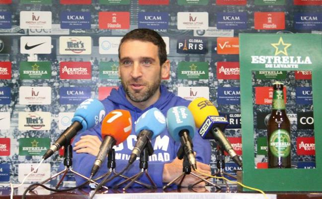 Ibon Navarro: «Nos enfrentamos al conjunto revelación de la Liga»