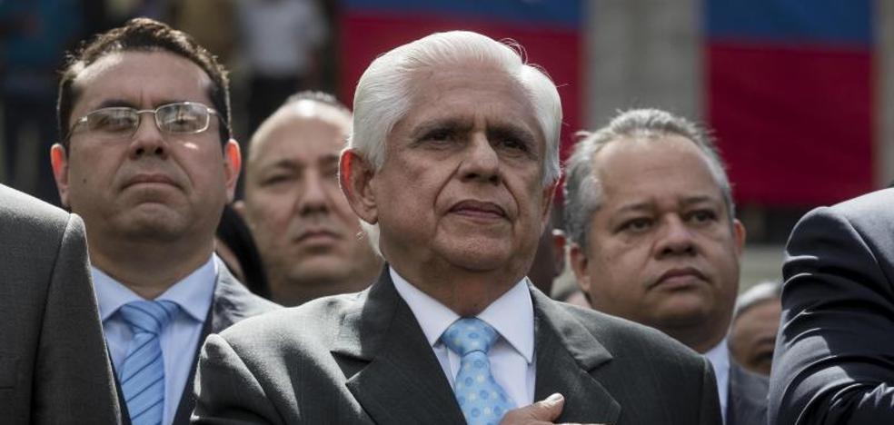 Omar Barboza, un nuevo presidente del Parlamento venezolano para acabar con la división opositora
