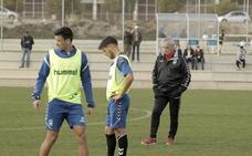Fabri se estrenará mañana en el Lorca FC sin refuerzos