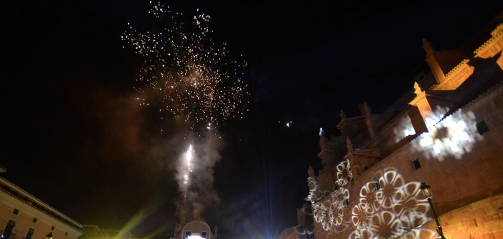 Una noche llena de ilusión y fantasía en Lorca