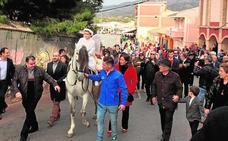 Los Autos de Reyes capean el frío en Aledo