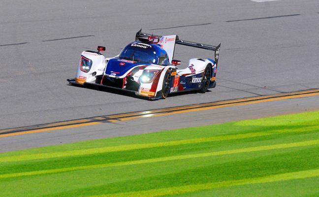 Alonso, más que preparado para Daytona
